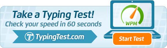 banner-typing-test