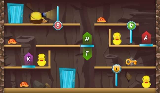 Ducky trouble screenshot
